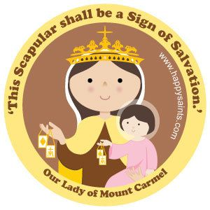 Feast of Our Lady of Mount Carmel Mount Carmel is the mountain where the prophet Elijah showed the Power of God against 450 pagan priests (1 Kings 18). In the 12th century, hermits founded the Carmelite Order on Mount Carmel. They were dedicated to...