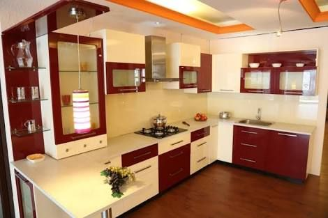 Image Result For Interior Design For Small Indian Kitchen Tv Wall