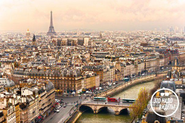 Это надо видеть: Секретные места Парижа, которые вы не найдете в типичном путеводителе