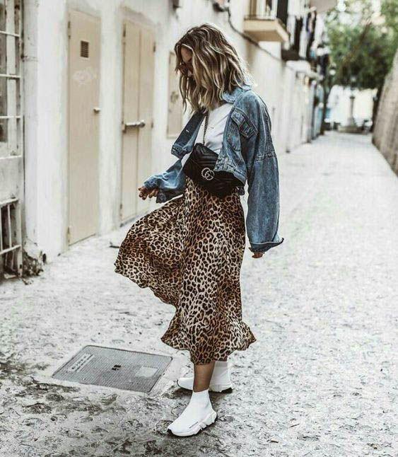 Über 40 Outfits im Herbst-Street-Style die begeis…