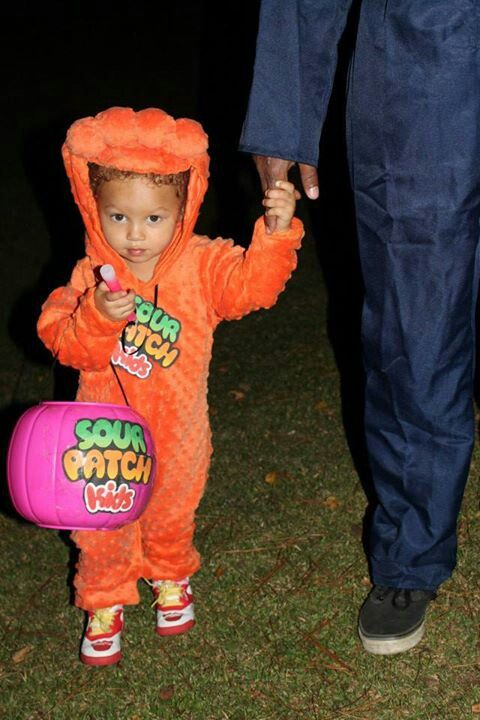 Sour Patch Kid Costume