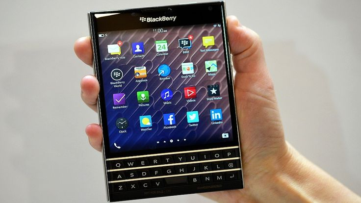 The Blackberry Passport may not win over the average user but for the business user it is feature rich.