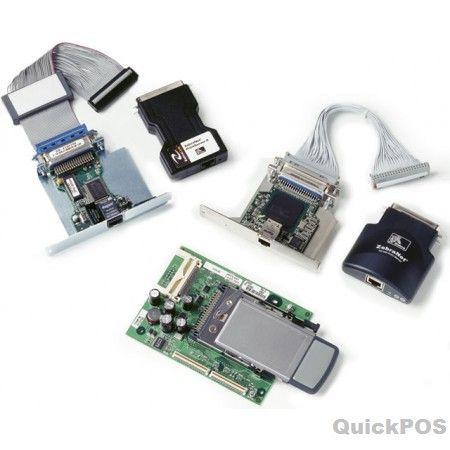 Zebra Z4M Internal Zebranet Printserver 10 100#POSSystem #POSHardware #POSPrinterbit.ly/1ii1H9K