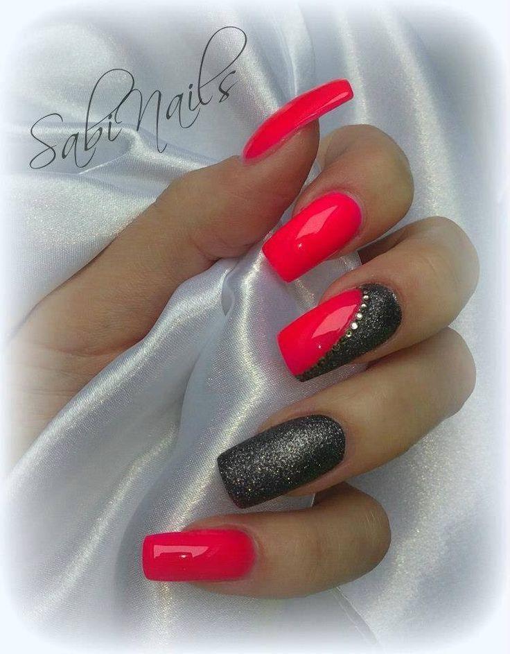 gel nails | Cute Nail ArtsCute Nail Arts