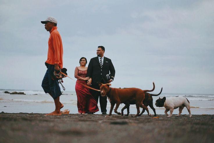 Engagement Photographer / Putra & Yustine
