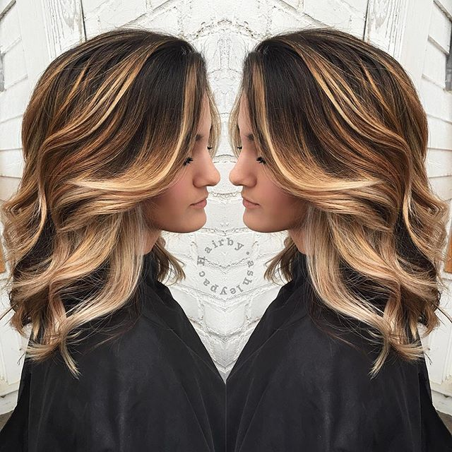 I. Can't. Deal.  #hairbyashleypac…
