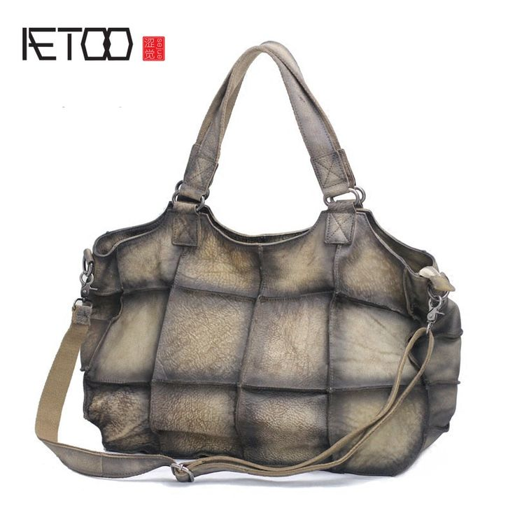 Cheap Top-Handle Bags, Buy Directly from China Suppliers:<b>AETOO</b> ...