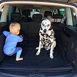 Amazon.de:Kundenrezensionen: Universeller Kofferraumschutz von Heldenwerk ® - Ideal für Hunde - Kofferraumdecke mit Ladekantenschutz - Schneller Einbau (185 x 104 x 33)