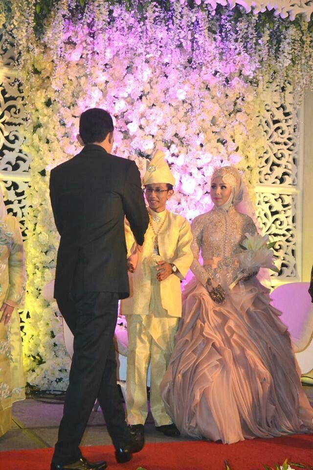 Hauri Collezione wedding gown