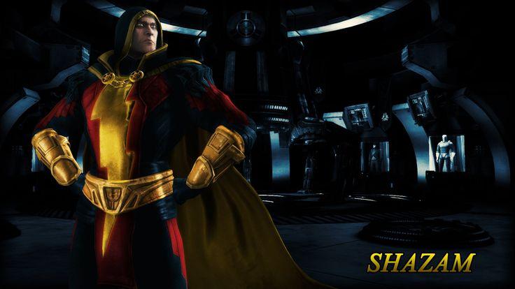 awesome Shazam superhero HD Check more at http://www.finewallpapers.eu/pin/29689/
