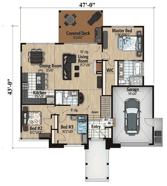 25 best modern home plans ideas on modern house floor