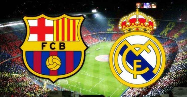 Real Madrid - Barcellona in diretta live streaming 2017 Il classico dei classici, il big match del campionato spagnolo, il match dei match: REAL MADRID – BARCELLONA.Due umori completamente diversi per le due compagini. Il REAL e` in semifinale di Champion #realmadrid #barcellona