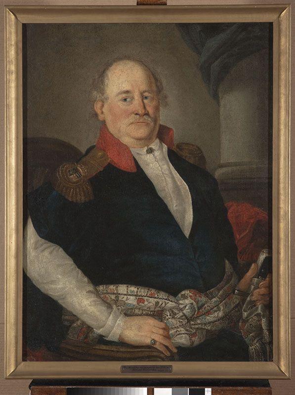 Muzeum Cyfrowe dMuseion - Portret Joachima Morawskiego
