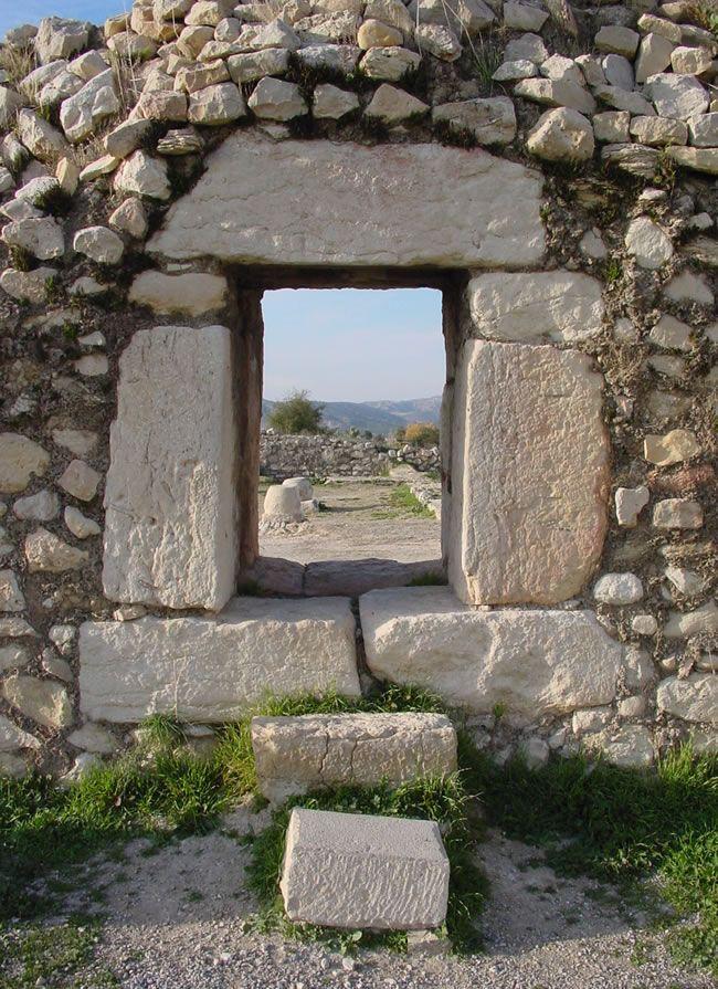 Roman-style Ruins of Bishapur