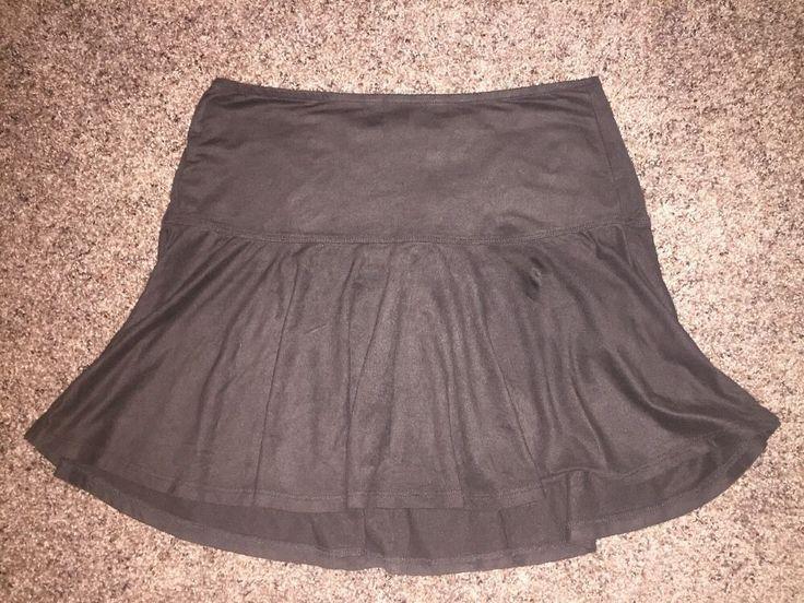 NEW ABERCROMBIE Girls Velour Skirt Size XL Black    eBay