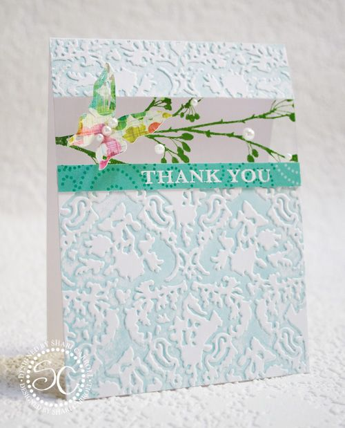 Card Making Ideas Using Acetate Part - 50: Love The Faux Letterpress Idea. Still Donu0027t Know If The Ink Can Get Out  Easily From The Embossing File. Find This Pin And More On Acetate Cards ...
