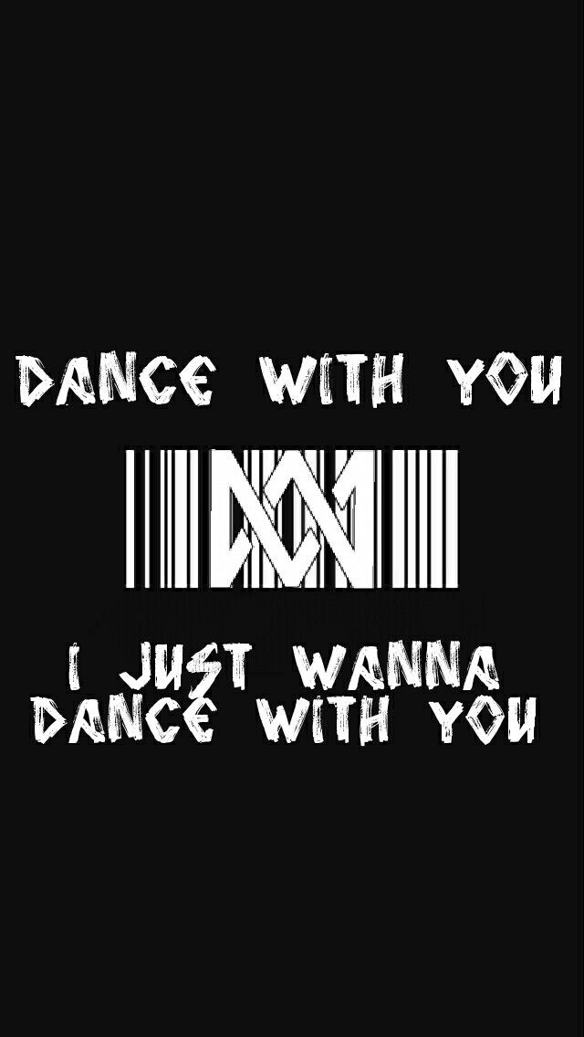 "Dance with you ""i just wanna dance with you"""