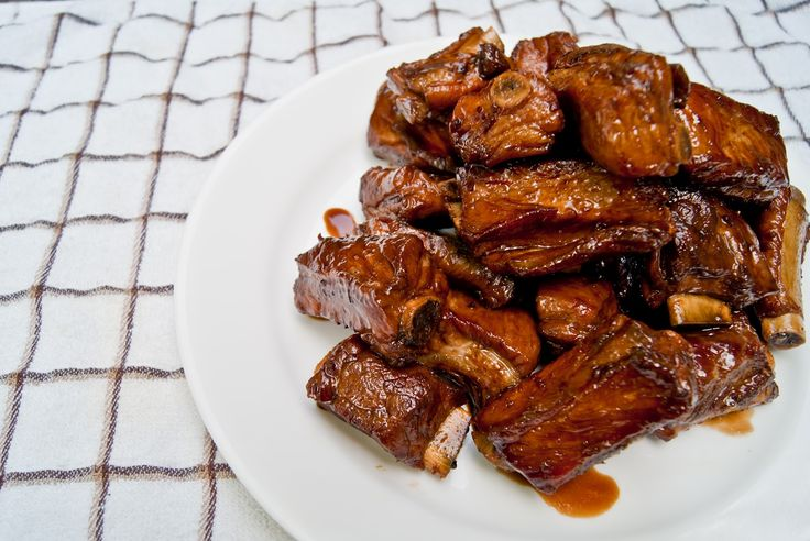 Kitchen Historic: Chinese Spare Ribs (1982)... the eighties must have been an amazing time for food.
