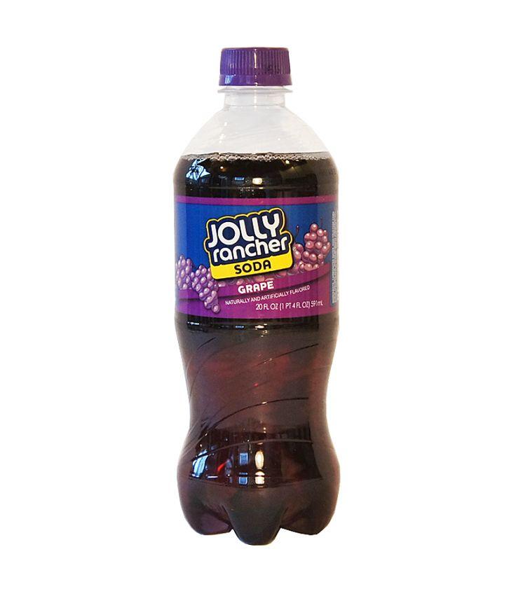 Jolly Rancher Grape Soda 20oz (591ml) - American Fizz