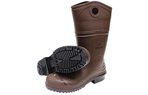Onguard DuraPro 84086 Brown 9 Work Boot  Reinforced Toe Protection  Steel Toe Cap  79107915483 PRICE is per PAIR -- You can find out more details at the link of the image.