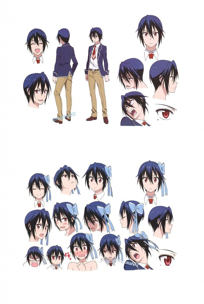 Character Design Nisekoi : Nisekoi costumes to draw art reference pinterest
