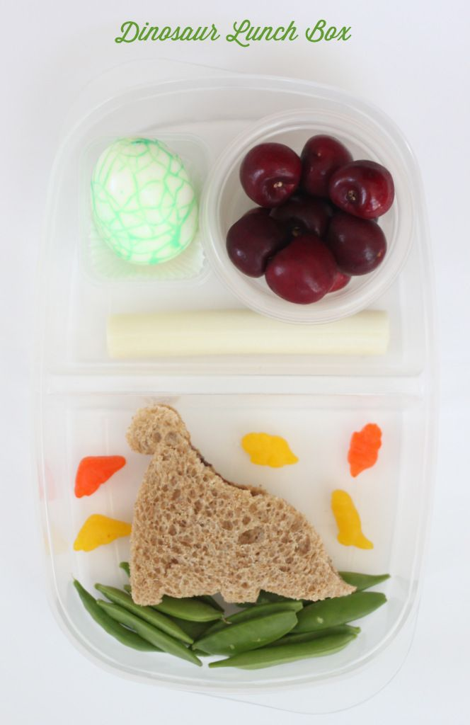 {Kids} - Dinosaur Lunch Box   Lunch box ideas, Lunch box ...