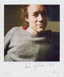Alan Sparhawk