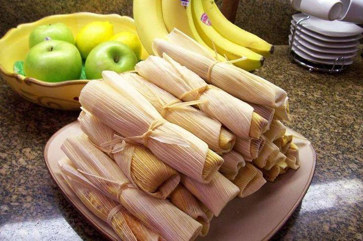 Tamales hechos en casa receta - Recetas de Allrecipes