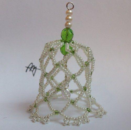 Zvoneček - lehký jako krajka