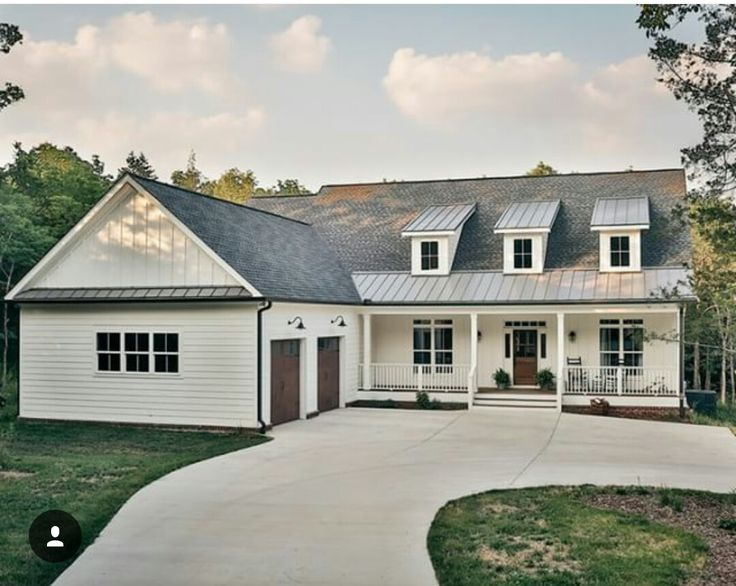 399 Best Images About Exterior Houses On Pinterest