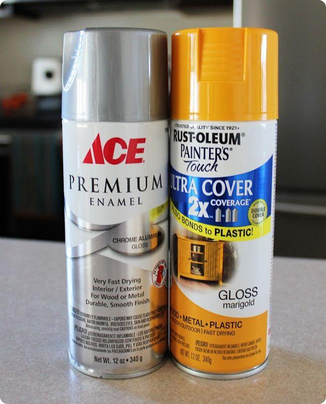 good chrome spray paint