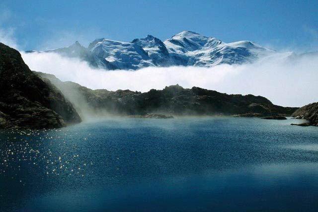 Le Lac Noir © OT Chamonix - JC POIROT #Cimalpes