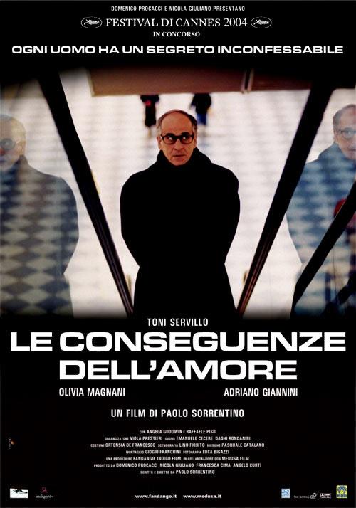 Le conseguenze dell'amore #crimine - #thriller - #drammatico