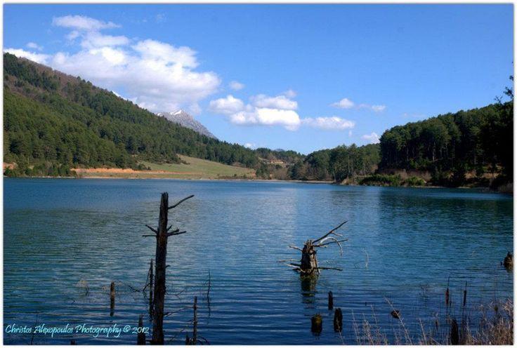 Doxa lake, Feneos, Corinthea.