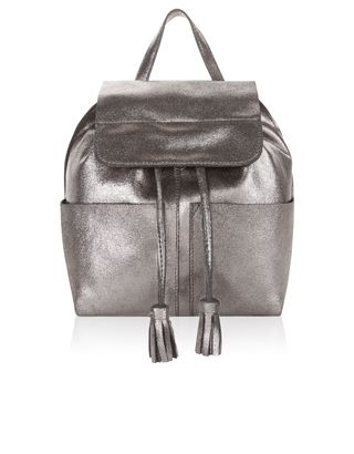 Rosie Leather Festival Backpack Re-Pinned by  project-rave.com  #projectrave #festivalbags