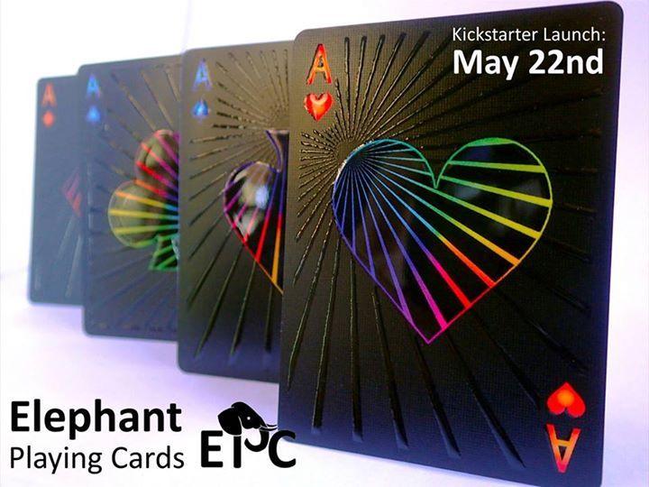Prism: Night playing cards now live on Kickstarter!