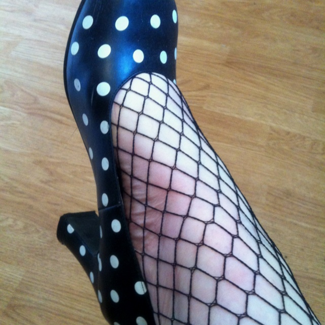 Shoes to die for.