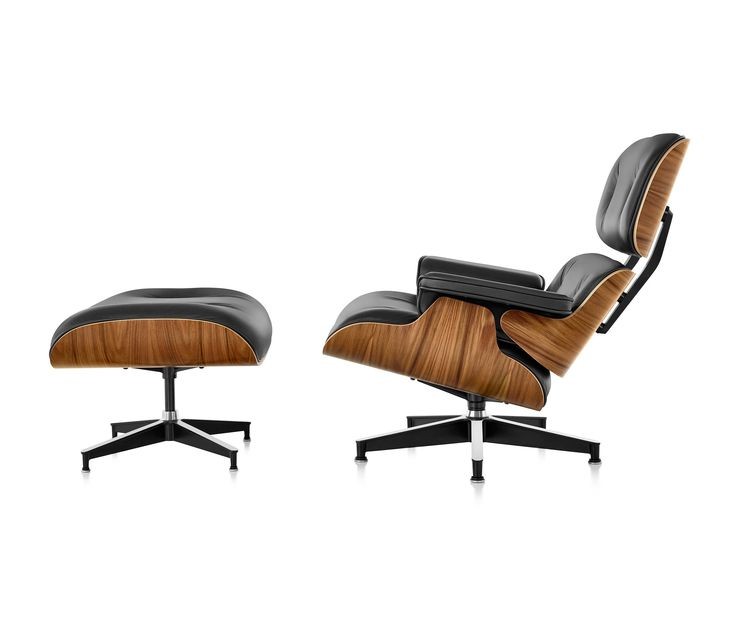 Eames Lounge Chair and Ottoman by Herman Miller | Lounge chairs
