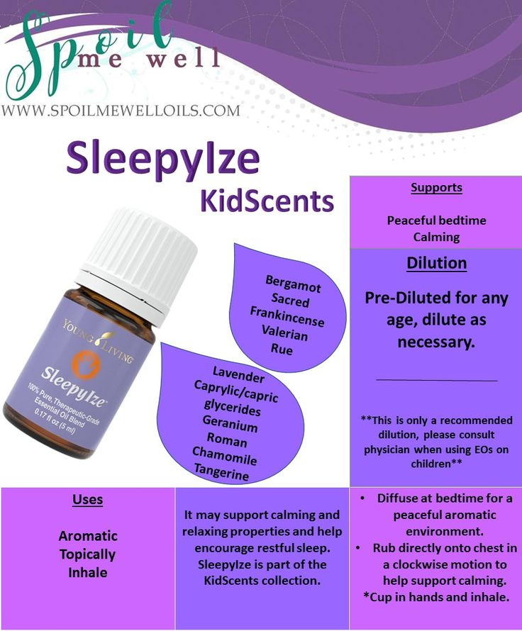 SleepyIze, Young Living Essential Oils, All natural living, kids sleeping, dilution ratios, restful sleep