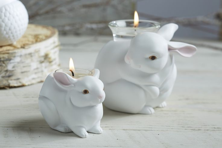 Nature's Love Bunny from PartyLite ...