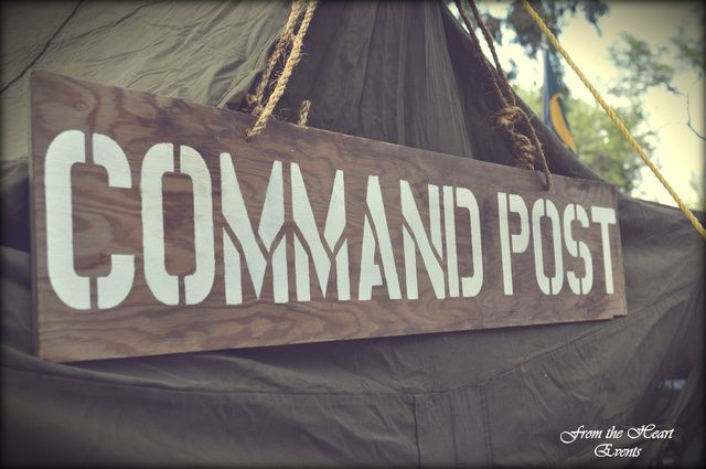 Army Boot Camp Birthday Party Ideas | Photo 5 of 28
