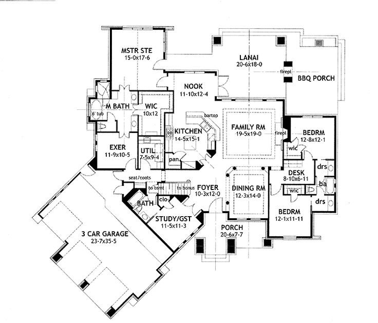 Really Cool House Floor Plans 628 best floorplans images on pinterest | house layouts, house
