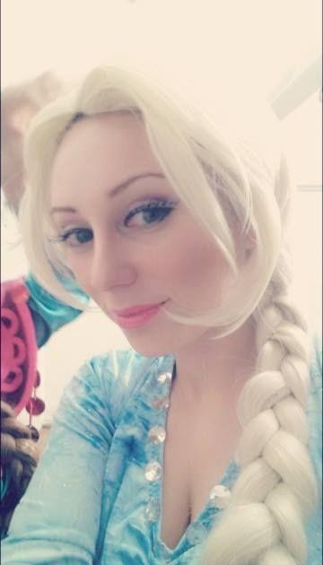 #Elsa #Frozen #FrozenParty #ElsaCostume