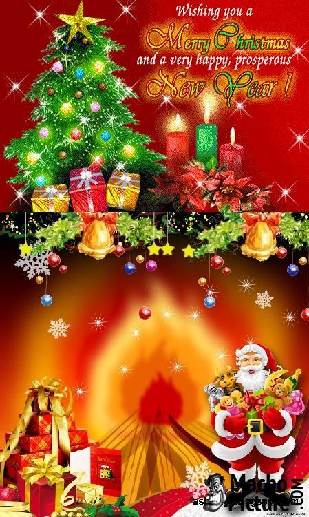 Free e christmas greeting cards - 3 PHOTO!