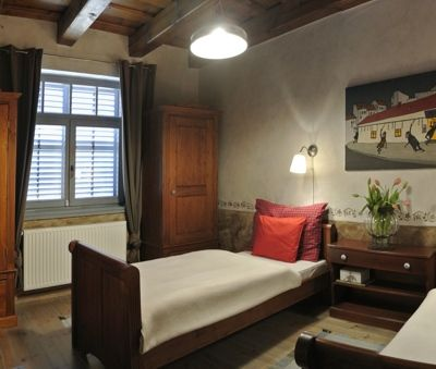 Twin room, can also be used as a double room - Luxury Villa Art at Lake Balaton