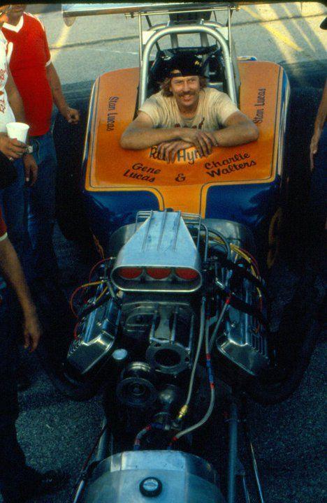 Drag Racing List - Fuel Altered Die Hard Rod Hynes on ...