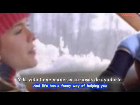 Alanis Morissette - Ironic [Lyrics y Subtitulos en Español] - YouTube