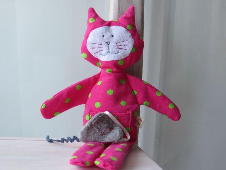 Pink cica