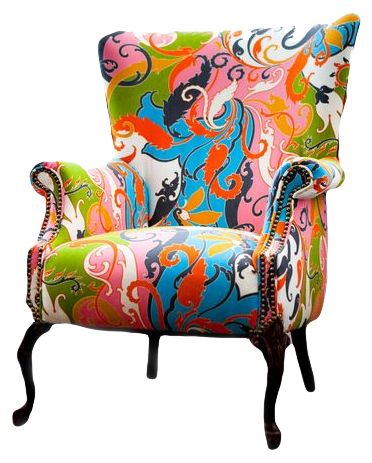 www.thedivinechair.com  SASHA.jpg  super expensive, but really cool updated chairs with modern colors/fabrics