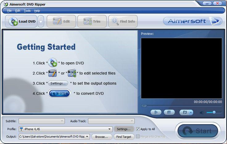 Aimersoft DVD Ripper gratis per un tempo limitato   Giveawayita